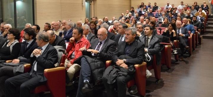 Confagricoltura Viterbo-Rieti: ieri l'assemblea dei soci con il presidente nazionale Guidi.